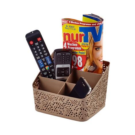 corbeille de rangement tv commander en ligne maison. Black Bedroom Furniture Sets. Home Design Ideas
