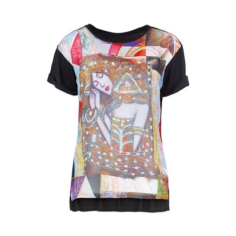 "T-Shirt ""Indian Summer"" 1"