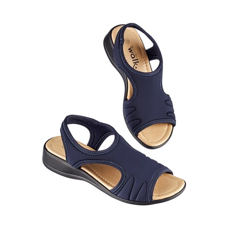 wonderWALK  Komfort-Flexi-Sandalette 1
