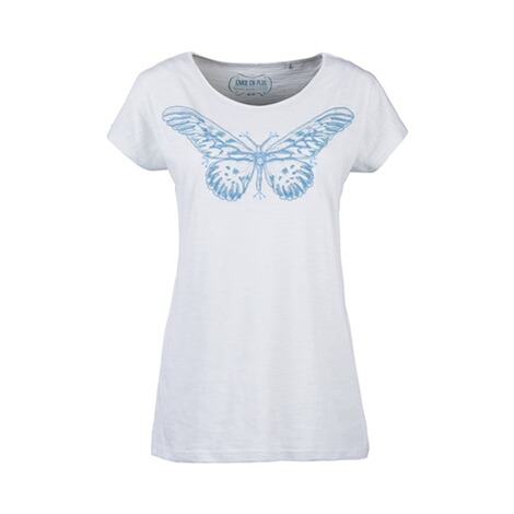 "T-Shirt ""Schmetterling"" 1"