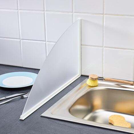Cloison de cuisine anti projections commander en ligne maison confort - Anti projection cuisine ...