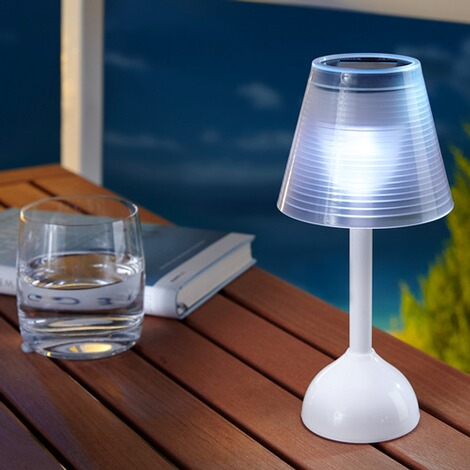 Solar led-tafellamp 2