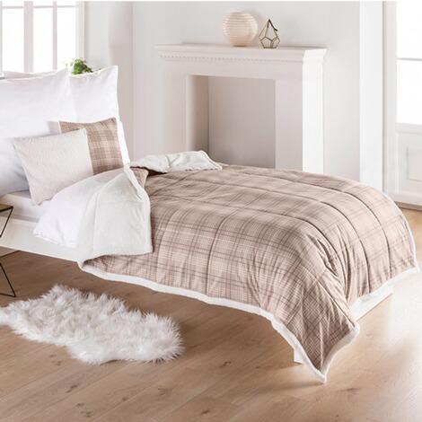 Couvre lit réversible « Luxe » à commander en ligne | Maison & Confort