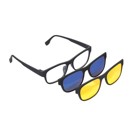 "Magnet-Brille ""3in1"" 1"