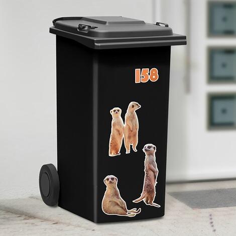 stickers pour poubelle l muriens commander en ligne maison confort. Black Bedroom Furniture Sets. Home Design Ideas