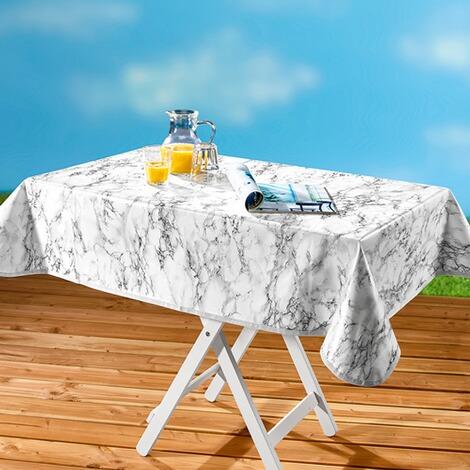 Wachstischdecke marmoroptik online kaufen die moderne for Tisch marmoroptik