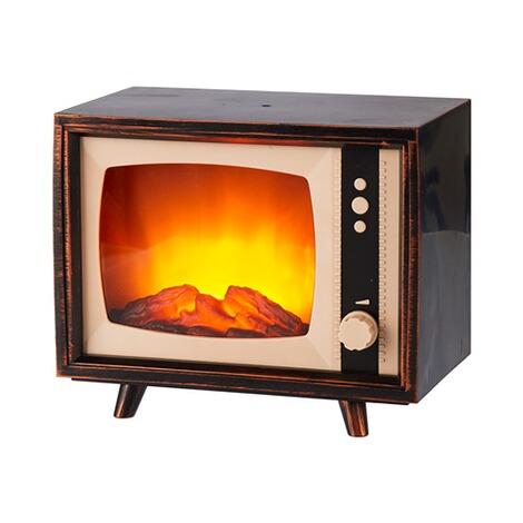 led kamin nostalgie tv online kaufen die moderne hausfrau. Black Bedroom Furniture Sets. Home Design Ideas