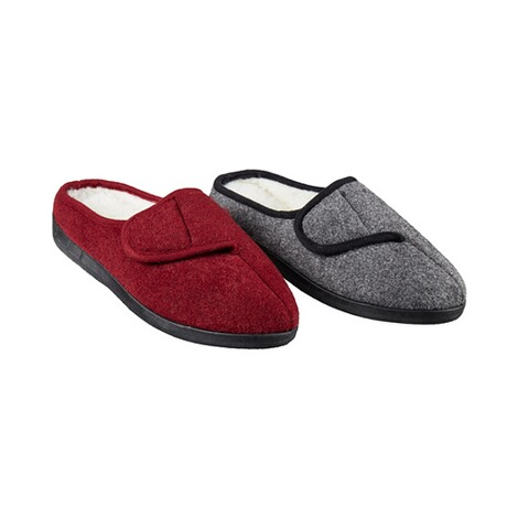 Mules « Louise »  gris 3