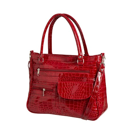 "Handtas ""Lady in Red"" 1"