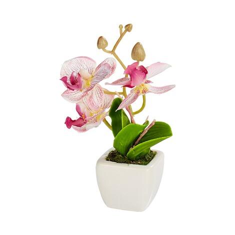 Serviette /« Orchid/ée rose /» 5 pc.