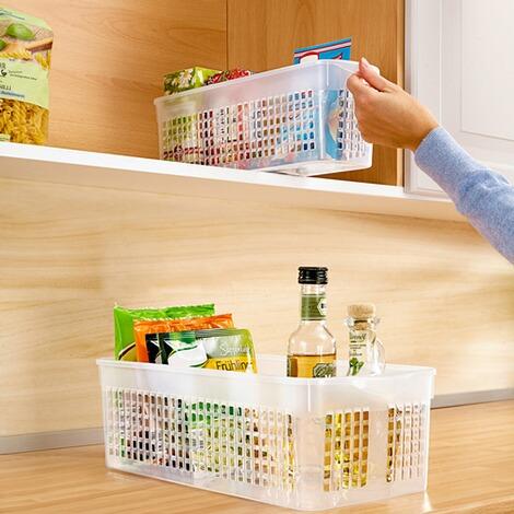 Panier de rangement cuisine commander en ligne maison confort - Panier rangement cuisine ...