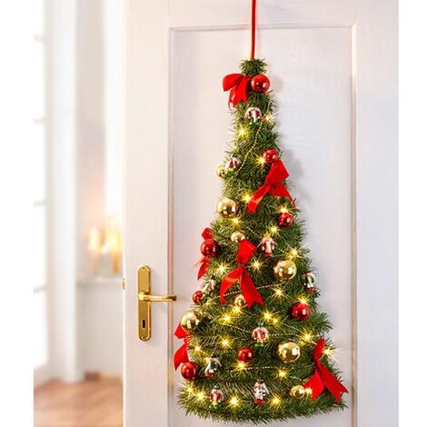 pop up weihnachtsbaum geschm ckt online kaufen die. Black Bedroom Furniture Sets. Home Design Ideas