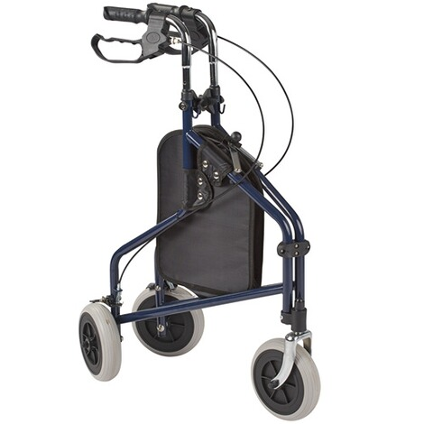 "REHAFORUM MEDICAL  Rollator ""3 Rad"" 3"