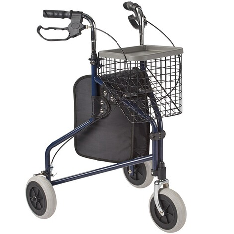 "REHAFORUM MEDICAL  Rollator ""3 Rad"" 1"