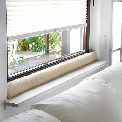 k n schurwolle fenster zugluftstopper online kaufen die moderne hausfrau. Black Bedroom Furniture Sets. Home Design Ideas