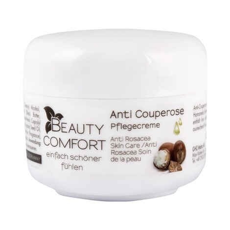 Beauty Comfort  Anti-Rötungs-Creme 1