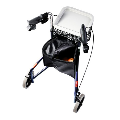 "REHAFORUM MEDICAL  Rollator ""3 Rad"" 4"