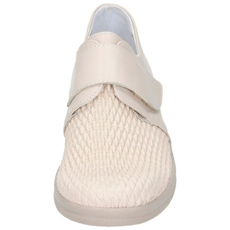 "Damen-Halbschuh ""Stretch""  creme 3"