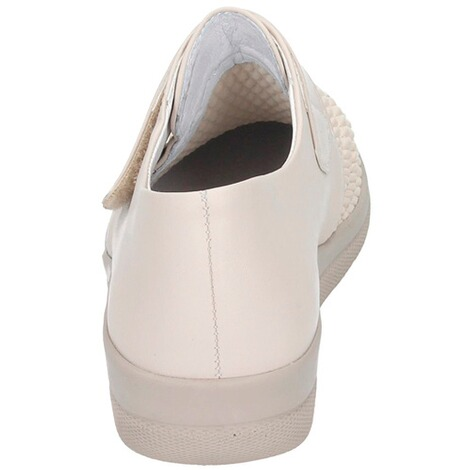"Damen-Halbschuh ""Stretch""  creme 4"
