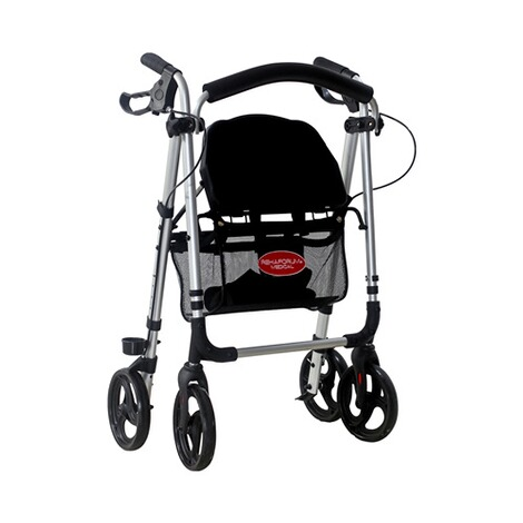REHAFORUM MEDICAL  Rollator 'Actimo Light' 2