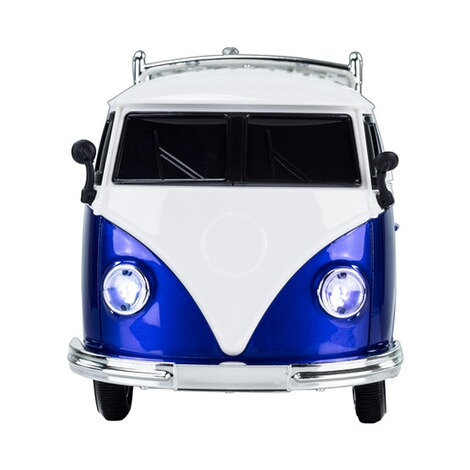 radio nostalgie vw bus online kaufen die moderne hausfrau. Black Bedroom Furniture Sets. Home Design Ideas