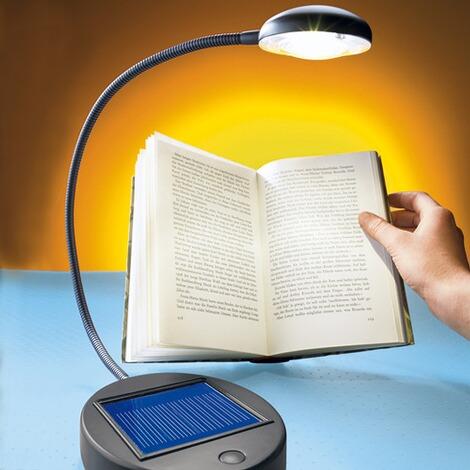 schreibtischleuchte solar online kaufen die moderne. Black Bedroom Furniture Sets. Home Design Ideas