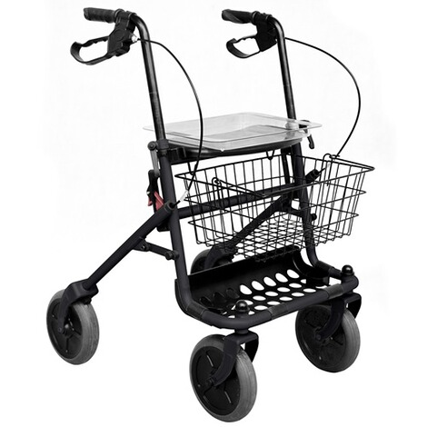 "REHAFORUM MEDICAL  Rollator ""Vital""  anthrazit 1"