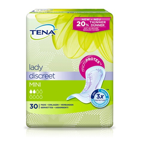TENA  Tena-Lady « Mini » light  Mini 1