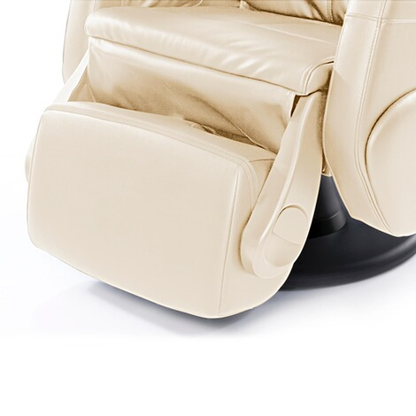 "ALPHA Techno  Massagesessel ""Premium""  beige 4"