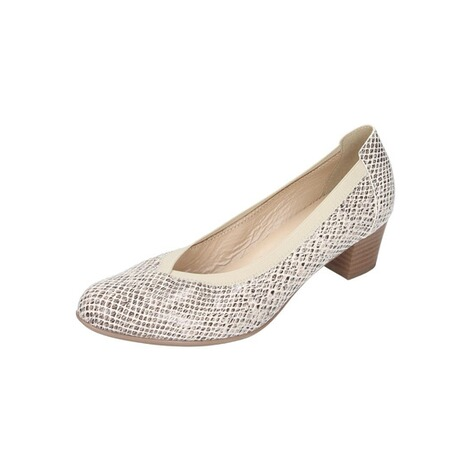 COMFORTABEL  Damen Pumps  beige 1