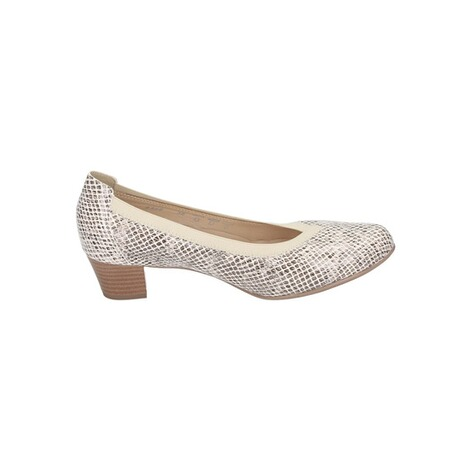 COMFORTABEL  Damen Pumps  beige 4