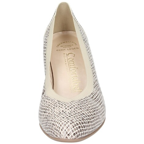 COMFORTABEL  Damen Pumps  beige 5