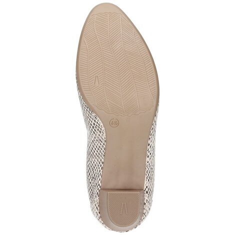 COMFORTABEL  Damen Pumps  beige 6