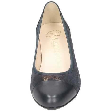 COMFORTABEL  Damen Pumps  blau 5