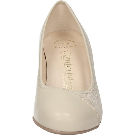 COMFORTABEL  Damen Pumps  offwhite 5