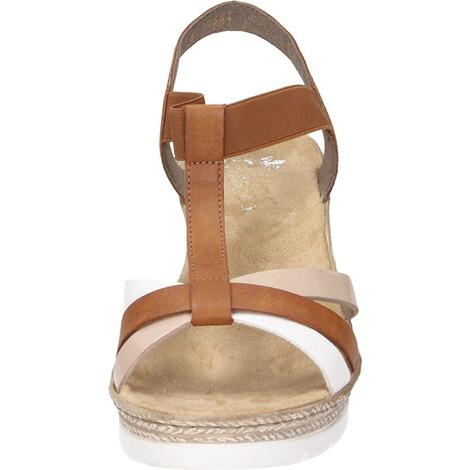 Rieker Moderne Hausfrau Sandalette Damen Online KaufenDie 9WID2YEH
