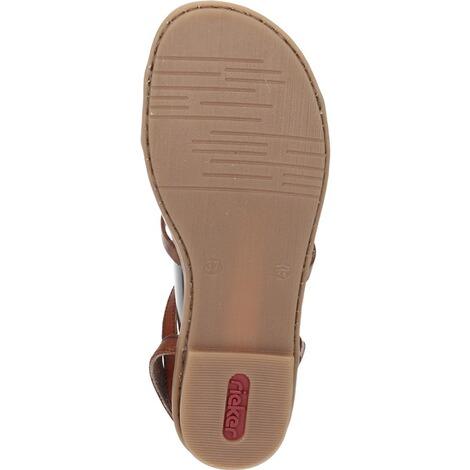neueste gutes Geschäft online RIEKER Damen Sandalette online kaufen | Die moderne Hausfrau