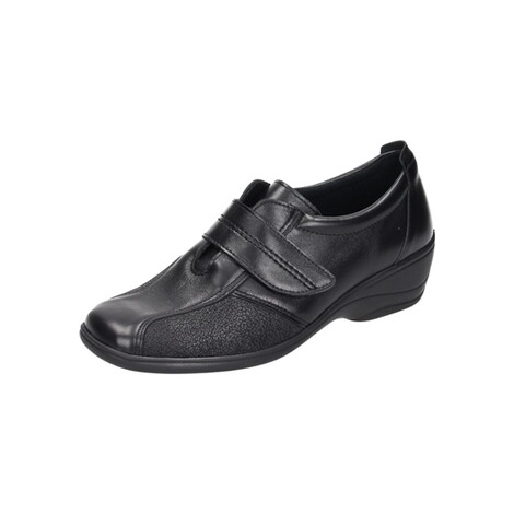 COMFORTABEL  Damen Slipper  schwarz 1