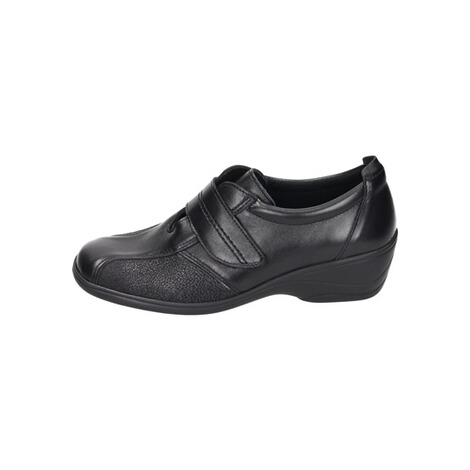 COMFORTABEL  Damen Slipper  schwarz 2