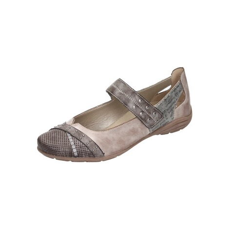REMONTE  Damen Slipper  beige 1