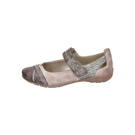 REMONTE  Damen Slipper  beige 2