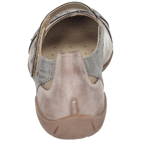 REMONTE  Damen Slipper  beige 3
