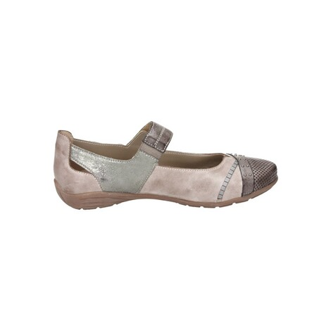 REMONTE  Damen Slipper  beige 4