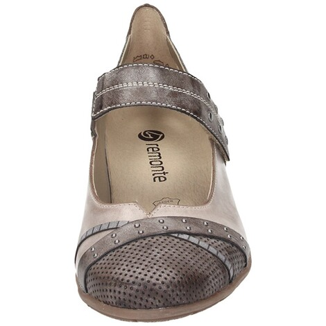 REMONTE  Damen Slipper  beige 5