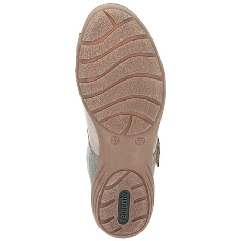 REMONTE  Damen Slipper  beige 6