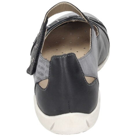 REMONTE  Damen Slipper  grau 3
