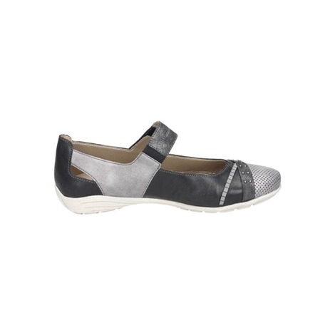 REMONTE  Damen Slipper  grau 4