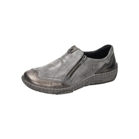 REMONTE  Damen Slipper  grau 1