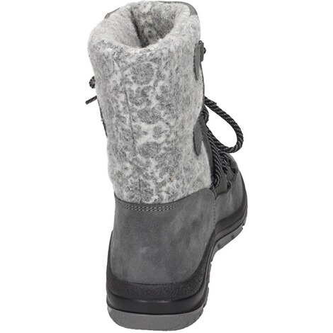 MANITUManitu Damen Snowboot Polartex  grau 3