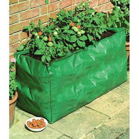 pflanztasche f r alle pflanzen wie gem se blumen kr uter online kaufen die moderne hausfrau. Black Bedroom Furniture Sets. Home Design Ideas